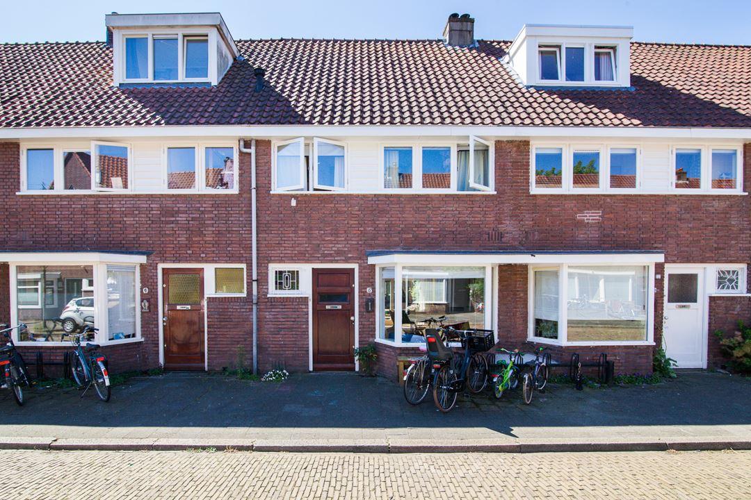 Begoniastraat 8 te Utrecht