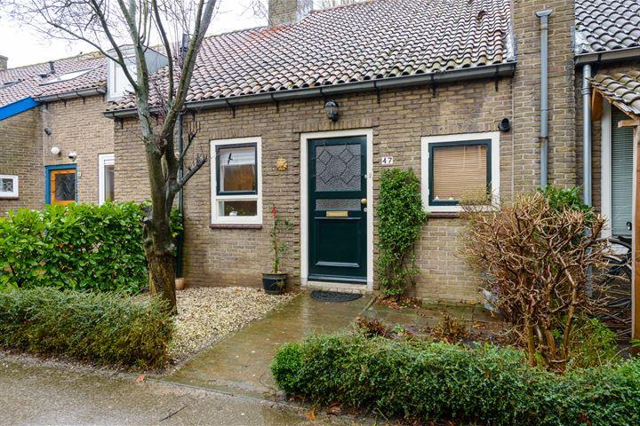 Johan Wagenaarkade 47 te Utrecht