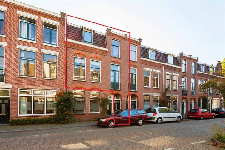 Johannes de Bekastraat 16 bis te Utrecht