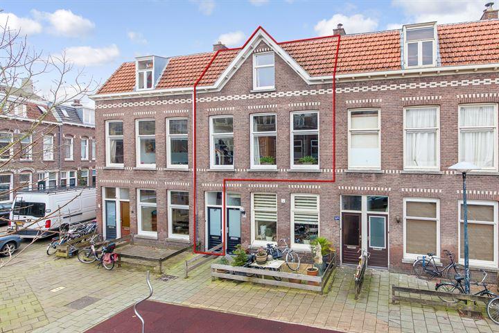 Krugerstraat 37 Bis te Utrecht