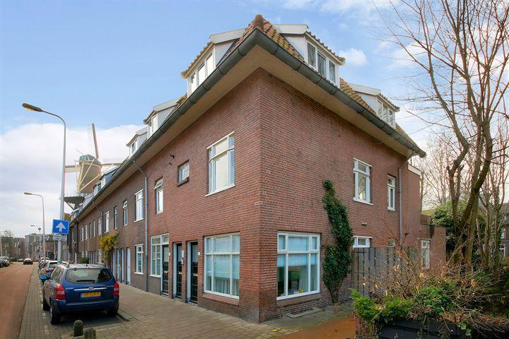 Merelstraat 18 B te Utrecht