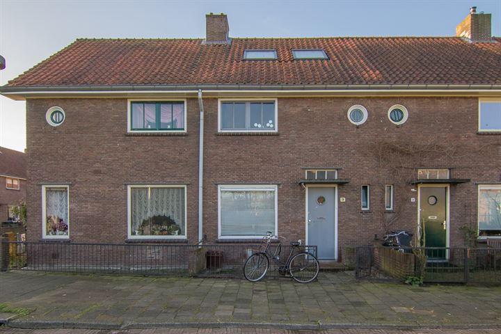 Moerbeistraat 2 te Utrecht