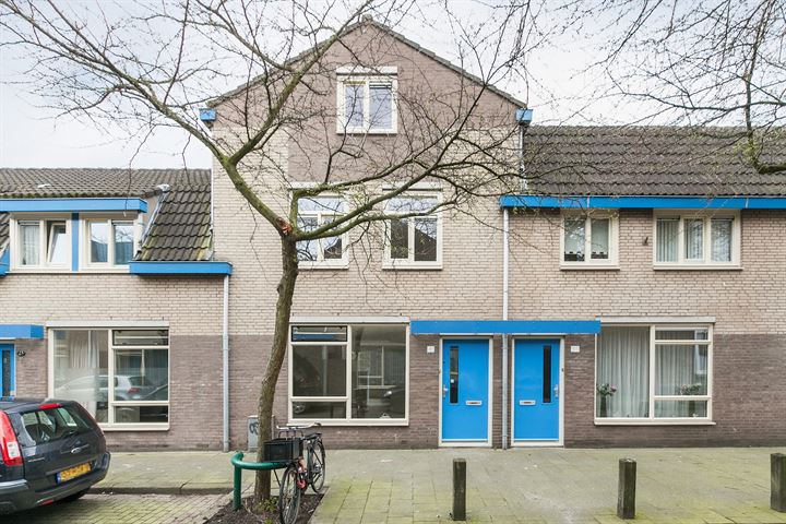 Paarlstraat 41 te Utrecht