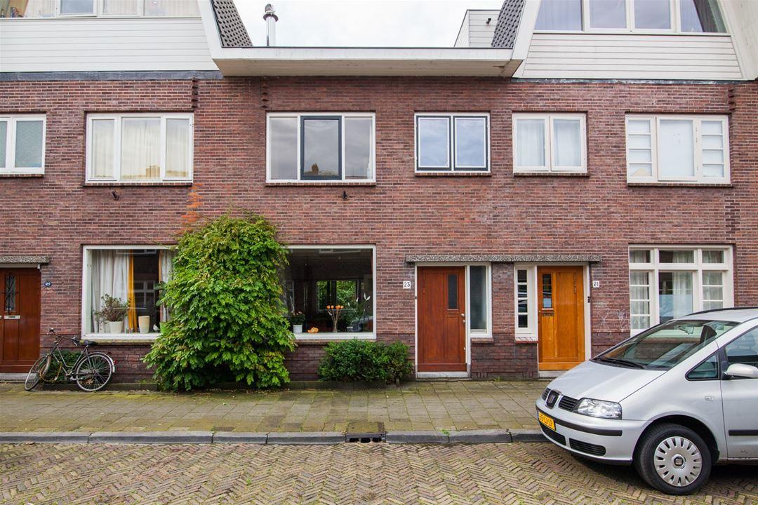 Van Swindenstraat 23 te Utrecht