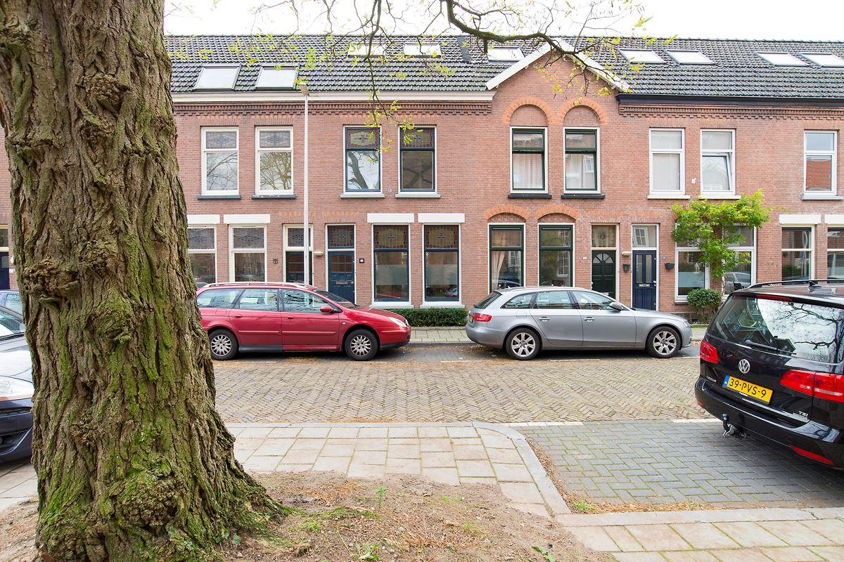 Vosmaerstraat 6 te Utrecht